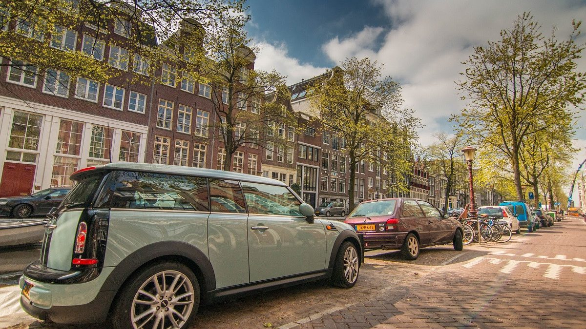 Auto van de baas geen taxi, Eijkhout & Partners