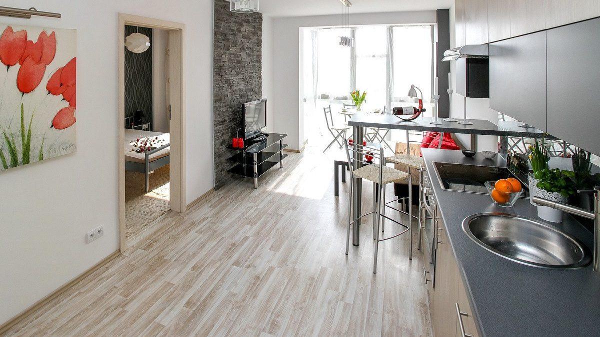 Verbouwing kantoorpand tot appartementen, Eijkhout & Partners